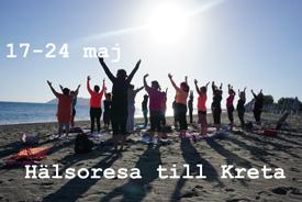 Hälsoresa till Kreta