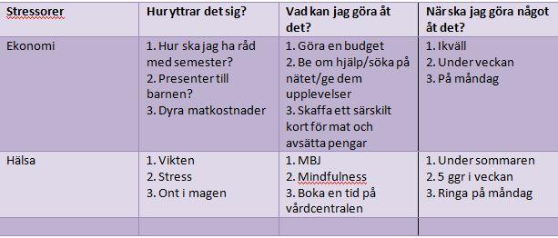 stressorer