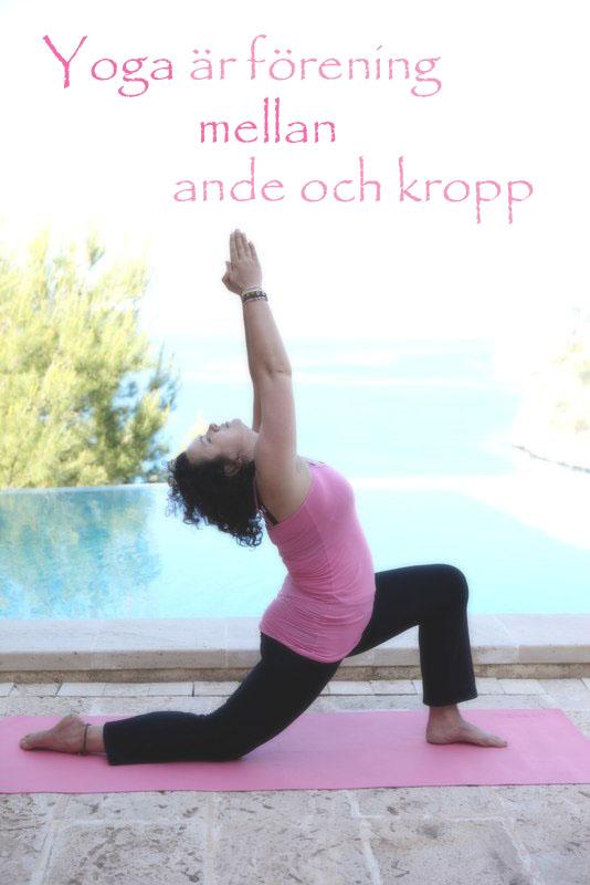 yoga är förening